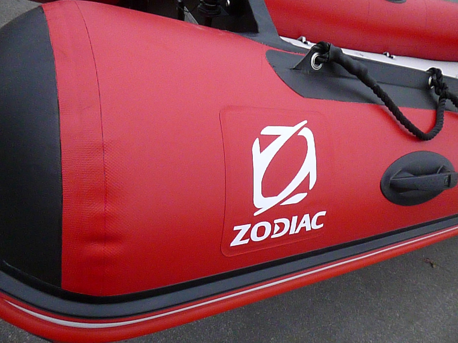 Zodiac Futura Fastroller Air Floor Inflatable Boat Www