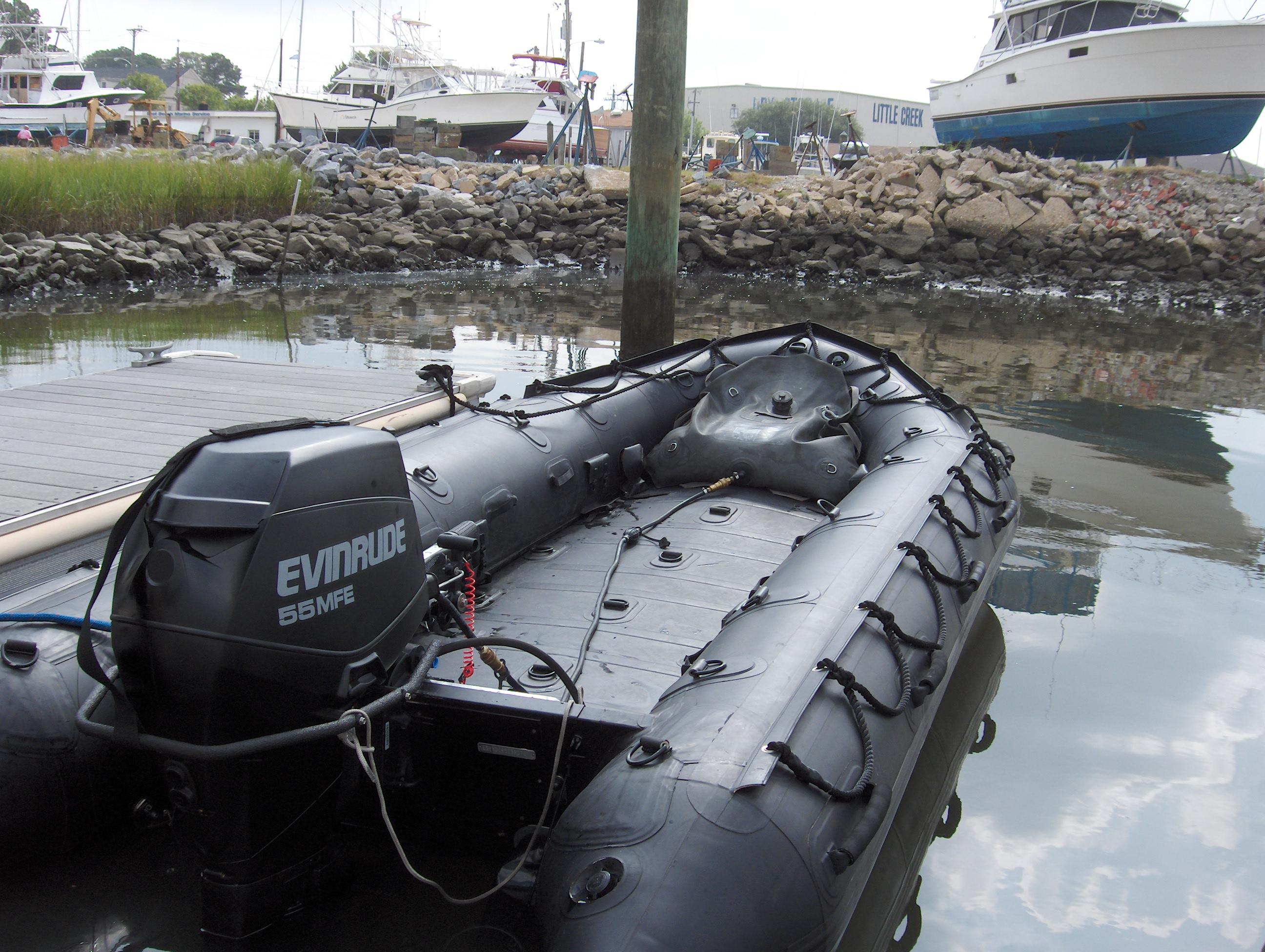 Zodiac Milpro Military Ribs & Inflatable Boats   www