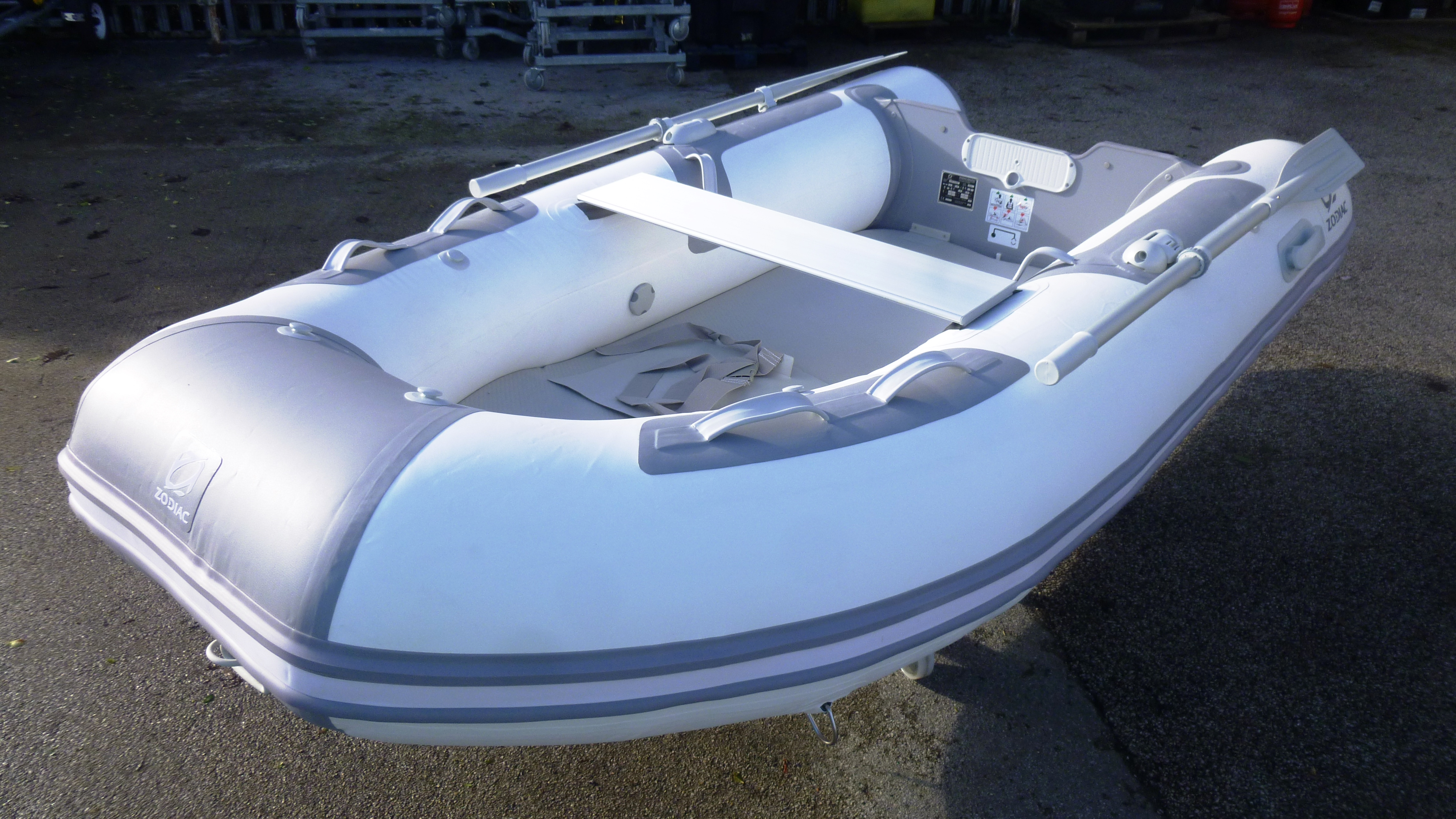 Zodaic Cadet Aero Air Floor Inflatable Boat Www