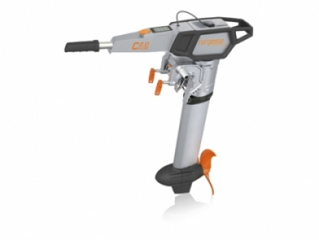 Torqeedo cruise electric outboard engines the range for Electric outboard motors for sale