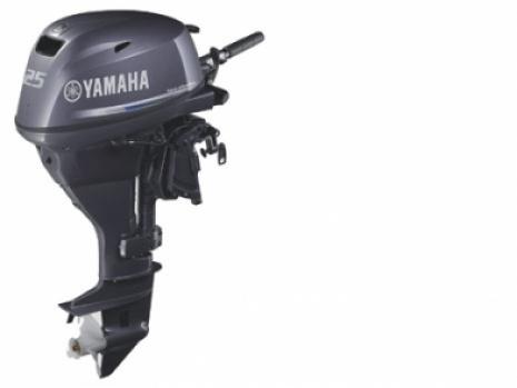 Yamaha F25 Outboard Engine Www Penninemarine Com