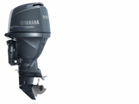 yamaha f100 outboard engine