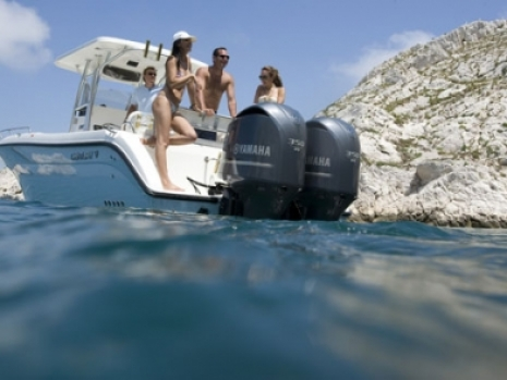 Yamaha F350 Outboard Engine Www Penninemarine Com