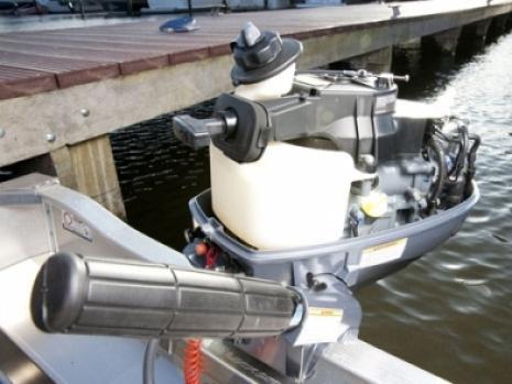 Ремонт лодочного мотора ямаха 5