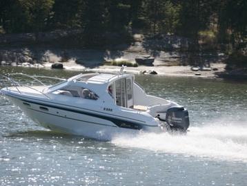 Engine products for Yamaha marine dealer system