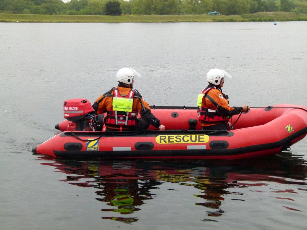 Zodiac Milpro - ERB Inflatable Boats - Emergency Response
