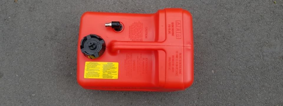 Tohatsu Brand new Fuel tank Australian standard 3 U.S Gallons plastic