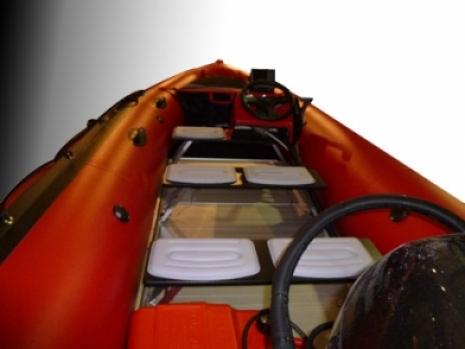Zodiac Futura Alu (Aluminium Floor) - Inflatable Boat   www