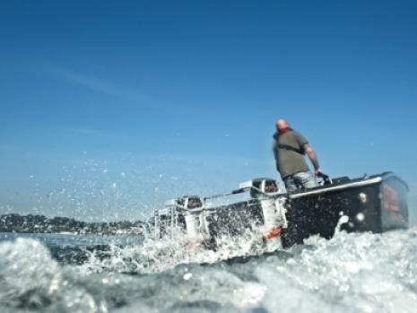 Torqeedo Cruise Electric Outboard Engines - The Range | www