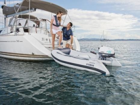 Yamaha F4 Outboard Engine - SPECIAL OFFER | www penninemarine com
