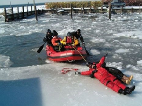 Zodiac Milpro Erb Inflatable Boats Emergency Response
